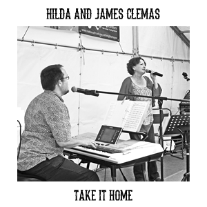 cover image of Clemas Music CD 'Take It Home'